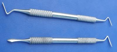Anterior Posterior Periotomes set of 2 Implant Dental