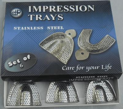 6 Impression Trays