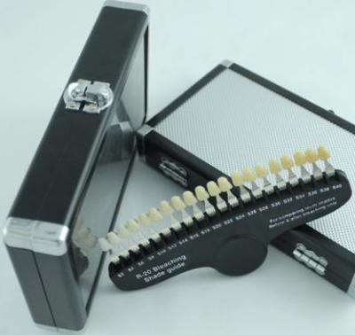 20 Teeth Shade Guides For Whitening Amp Bleaching Dent Zar