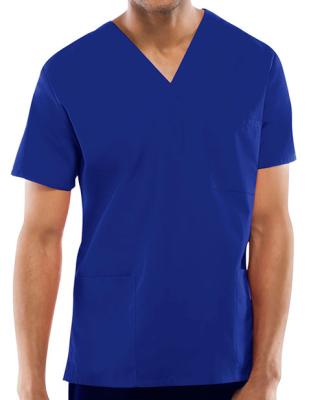 Workwear Unisex Three Pocket Scrub Top